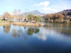 秋色に染まる白樺湖散策と白樺湖畔の天然温泉に泊まる旅