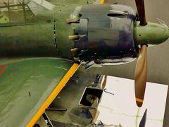 埼玉-2 零戦来日 日本の航空技術100年展で ☆アメリカの博物館から