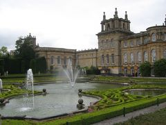 2010GW イングランドの旅・その3 ~コッツウォルズとブレナム宮殿へ行く~