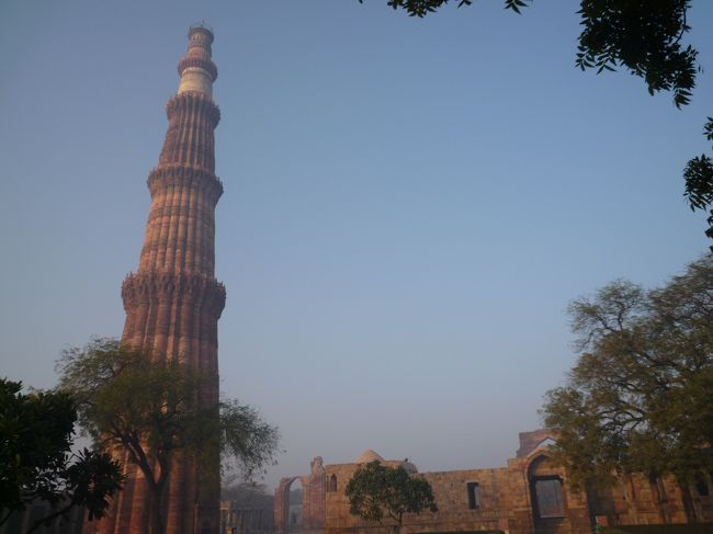 インドで世界遺産巡り! その2 デリーで怒涛の観光編