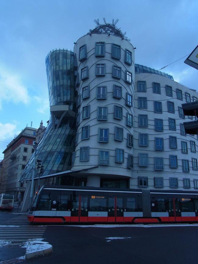 憧れの地、チェコ、プラハへ。<br />