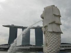 初シンガポール!定番観光地を巡る旅。