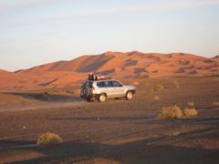 2013 異国情緒溢れるメディナの街々へ サハラ砂漠 & 星空