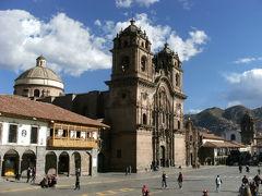 中南米の旅 5日目「再びクスコへ・・」