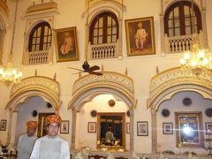 インドで世界遺産巡り! その3 ジャイプールでマハラジャ邸宅ホテルを満喫編
