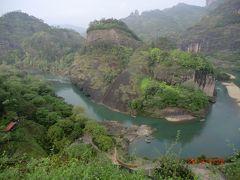 中国世界遺産(武夷山と永定土楼)バス旅行