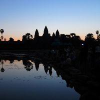 美しきアプサラが微笑むアンコール遺跡へ in Siem Reap★2012 04 3日目【REP:アンコールワット・ROLUOS遺跡群…プリアコー編】
