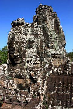 美しきアプサラが微笑むアンコール遺跡へ in Siem Reap★2012 06 4日目【REP:アンコール・トム…バイヨン編】
