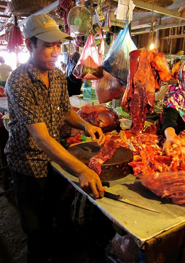 美しきアプサラが微笑むアンコール遺跡へ in Siem Reap★2012 10 5日目【REP:Cooking Class編】