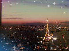 《GW》★フランス★パリ♪~【ホテル ヴィラ・フェネロン(VILLA FENELON)】&パリの街並みを見渡たしてばかり観光編~4泊7日(2016.GW)