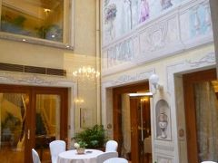 春の優雅なイタリア中部・サンマリノ巡り旅♪ Vol4(第2日目朝) ☆ボローニャ:「Grand Hotel Majestic gia Beglioni」の豪華な朝食♪