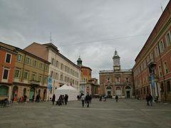 春の優雅なイタリア中部・サンマリノ巡り旅♪ Vol13(第2日目昼) ☆ラヴェンナ:旧市街を優雅に散策♪♪
