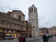 春の優雅なイタリア中部・サンマリノ巡り旅♪ Vol18(第2日目午後) ☆フェッラーラ:世界遺産の旧市街を散策♪華やかな中世時代を感じて♪