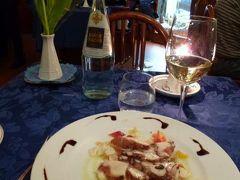 春の優雅なイタリア中部・サンマリノ巡り旅♪ Vol26(第3日目夜) ☆ボローニャ:ディナーはシーフードレストラン「Franco Rossi」(フランコ・ロッシ)で絶品のパスタを頂く♪