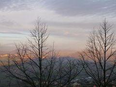 春の優雅なイタリア中部・サンマリノ巡り旅♪ Vol39(第5日目朝) ☆サンマリノ:「Grand Hotel SanMarino」スイートルームから朝の風景を眺めて♪