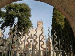 春の優雅なイタリア中部・サンマリノ巡り旅♪ Vol40(第5日目午前) ☆タヴォレート(Tavoleto):可愛いお城を持った小さな村タヴォレート♪