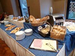 春の優雅なイタリア中部・サンマリノ巡り旅♪ Vol54(第6日目朝) ☆サンマリノ:「Grand Hotel SanMarino」の朝食を頂く♪