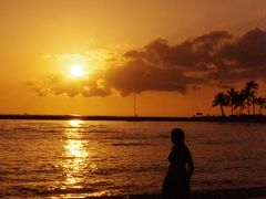 ハワイ再び ノンビリ気ままにオアフ島でエネルギーチャージ ホノルル散歩4~6日目帰国