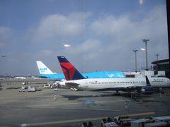 KLMで初☆スペインへ♪ 1