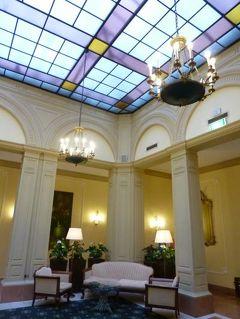 春の優雅なイタリア中部・サンマリノ巡り旅♪ Vol71(第7日目昼) ☆ペルージャ:高級ホテル「Hotel Brufani Palace」の優雅なジュニアスイートルーム♪