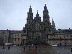 北スペインとポルトガルの旅 3 ( サンチャゴ・デ・コンポステーラ )