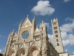 春の優雅なイタリア中部・サンマリノ巡り旅♪ Vol89(第8日目午後) ☆シエナ:至宝の「Duomo」(ドゥオーモ)と「Libreria Piccolomini」を観賞♪