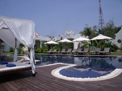 リゾートホテルと世界遺産