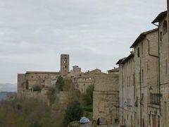 春の優雅なイタリア中部・サンマリノ巡り旅♪ Vol102(第9日目午後) ☆コッレ・ディ・ヴァル・デルザ(Colle di Val D'elsa):城壁に囲まれた旧市街を優雅に散策♪