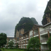 桂林k楊朔 リゾートホテル 溶樹 月亮山