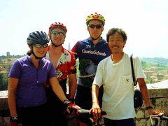 イタリア自転車縦断『激闘の37日間』