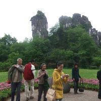 桂林k 3日目ナイト・クルーズ 4日目七星公園 まずはここが撮影ポイント
