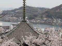 桜の季節 尾道街歩き