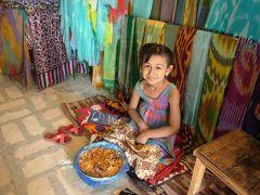 Uzbekistan in 2011 vol.4 〜友達に会いに初の中央アジアUz&Kzへ!ブハラ旧市街散策(2)〜