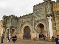 モロッコの世界遺産周遊(15)(メクネスのメディナ)
