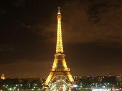 2013.02 冬のパリの夜景