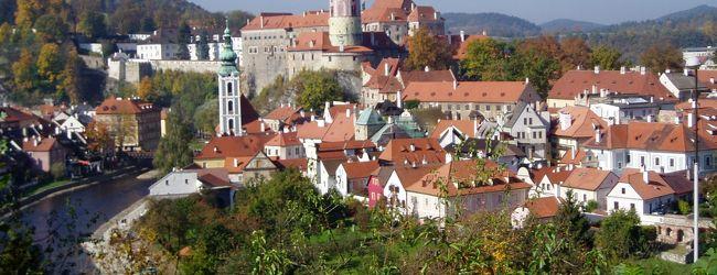 チェコの旅