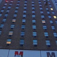アメリカ15日間の旅(18) ニューヨークの宿は賛否の分れる工事中のホテルで2連泊