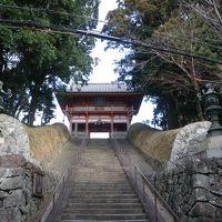ろくに調べもせずに、和歌山に行ってきました その2(道成寺・御坊編)