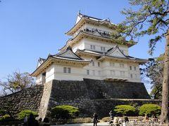 13年城攻め春の陣2月24日石垣山城、小田原城