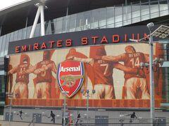 サッカー大好き小学生のロンドン卒業旅行6