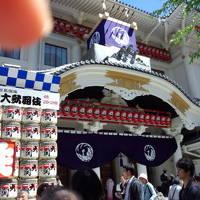 2013春・歌舞伎座&銀座ぶらり旅