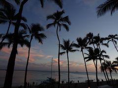ハワイ家族旅行2013・1日目