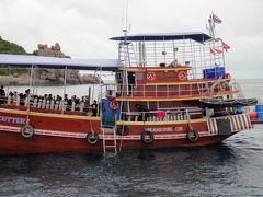 タオ島で ソンクラーンの洗礼を受けて!! ダイビング