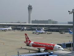 2013年4月の中部国際空港