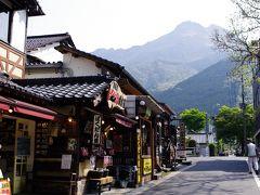 九州2日目 鶏天を食べて帰ります。