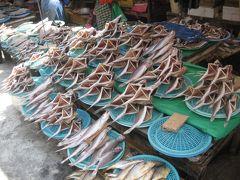 週末の釜山で海鮮を満喫♪
