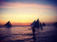美しすぎるビーチ!ボラカイ島+マニラ