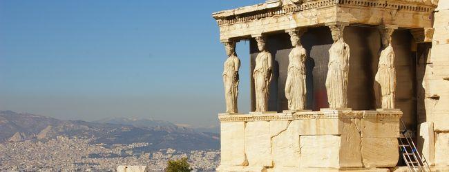 2月のギリシャをツアーで巡る♪ 2011