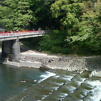 2013/04 小涌谷温泉 水の音