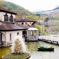 箱根ガラスの森美術館 美しいガラスと音楽で心満たされる旅